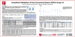 Analytical Validation of Oncomine Breast cfDNA Assay v2 poster